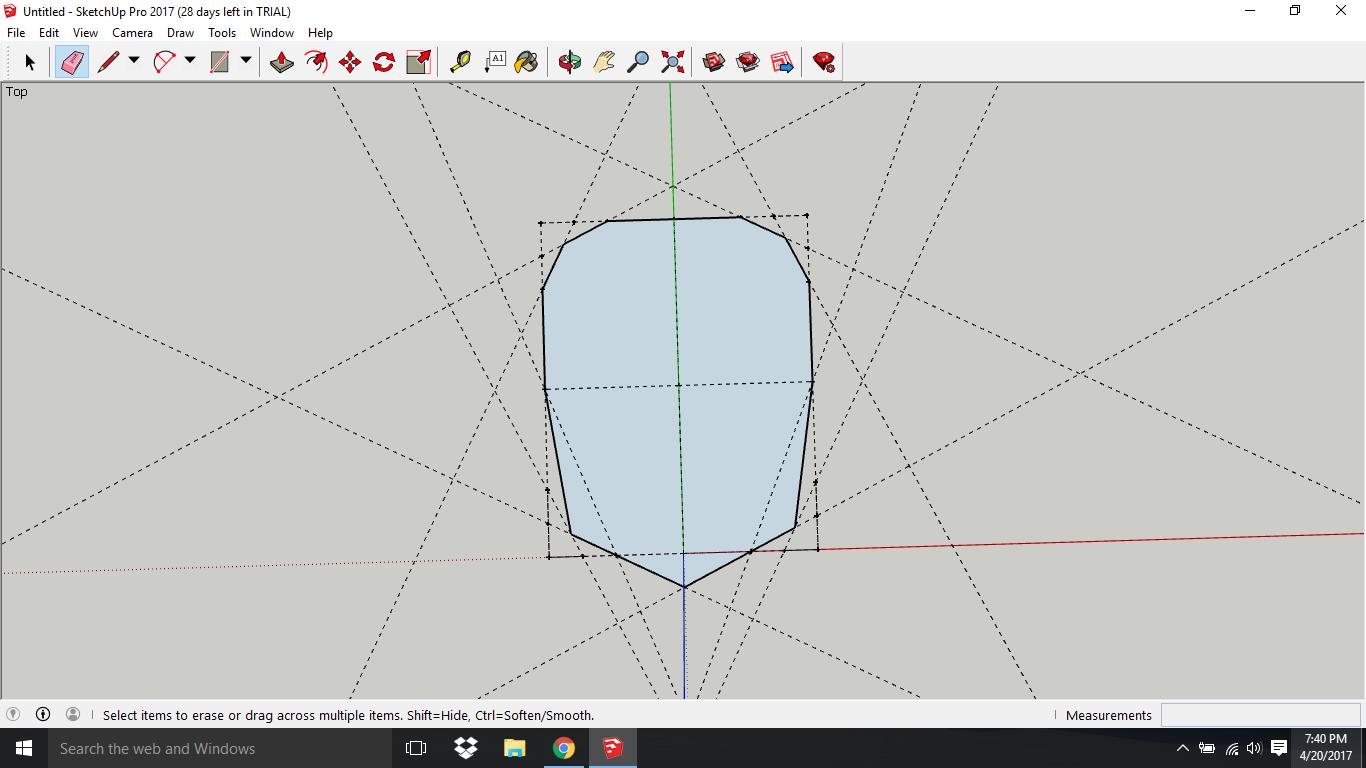 Sketchup Web 2d View